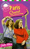 Allen, Judy: Paris Quest (Highflyers)