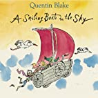 Sailing Boat in the Sky by Quentin Blake