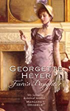 Faro's Daughter by Georgette Heyer