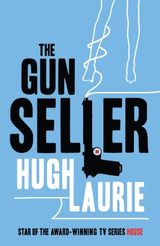 Cover of The Gun Seller by Hugh Laurie