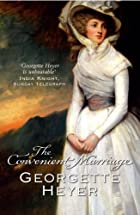 The Convenient Marriage by Georgette Heyer