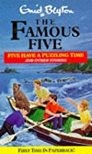 Five Have a Puzzling Time by Enid Blyton