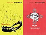 Highsmith, Patricia: Vintage Crime: Crime and Punishment &amp; Ripley&#39;s Game