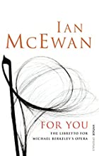 For You by Ian McEwan