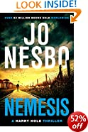 Nemesis: A Harry Hole thriller (Oslo Sequence 2)