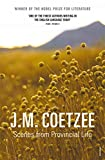 Coetzee, J.M.: Scenes From Provincial Life