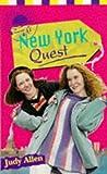 Judy Allen: New York Quest (Highflyers)