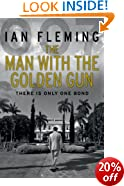 The Man with the Golden Gun: James Bond 007