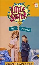 Full House by Allan Frewin Jones