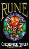 Christopher Fowler: Rune