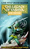 Dever, Joe: Legacy of Vashna: Legacy of Vashna (No. 16)