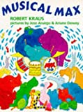 Kraus, Robert: Musical Max (Red Fox picture books)
