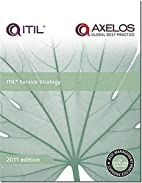 ITIL Service Strategy 2011 Edition by David…