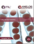 ITIL Service Transition 2011 Edition (Best…