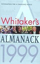 Whitaker's Almanack 1999 by HMSO