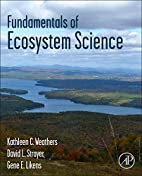 Fundamentals of Ecosystem Science by…
