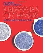 Fundamentals of chemistry; a modern…