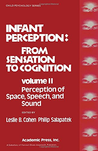 infant-perception-perception-of-space-speech-and-sound-v-2-child-psychology-series