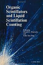 Organic scintillators and liquid…