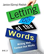 Letting Go of the Words: Writing Web Content…
