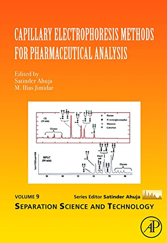 capillary-electrophoresis-methods-for-pharmaceutical-analysis-volume-9-separation-science-and-technology