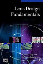 Lens Design Fundamentals, Second Edition by…
