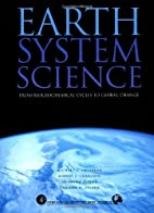 Earth System Science From Biogeochemical…