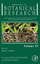 Plant Responses to drought and Salinity…