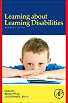 Learning about learning disabilities by…
