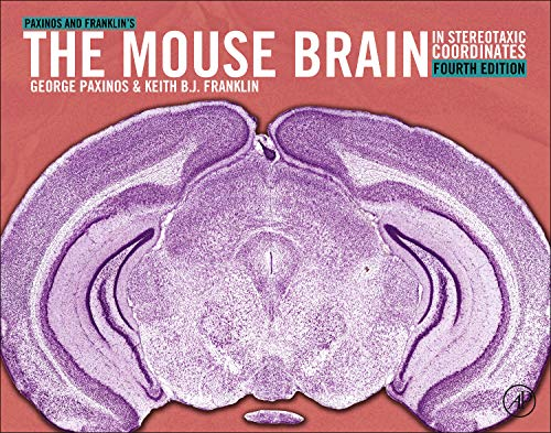 paxinos-and-franklins-the-mouse-brain-in-stereotaxic-coordinates-fourth-edition