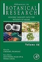 Genomic Insights into the Biology of Algae,…
