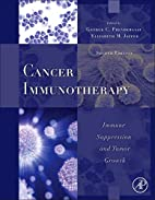 Cancer immunotherapy : immune suppression…