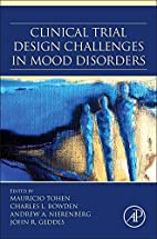 Clinical trial design challenges in mood…