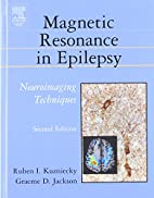 Magnetic Resonance in Epilepsy, Second…