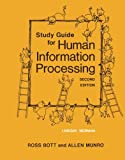 Bott, Ross: Human Information Processing: Introduction to Psychology: Study Gde