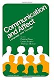 Patricia Pliner: Communication and Affect: Language and Thought