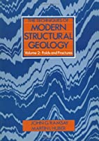 Techniques of Modern Structural Geology,…