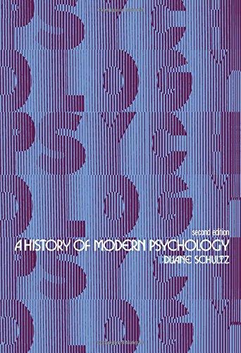 a-history-of-modern-psychology