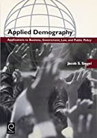 Applied Demography: Applications to…