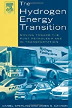 The hydrogen energy transition : moving…
