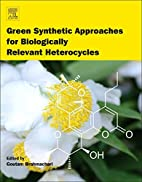 Green Synthetic Approaches for Biologically…
