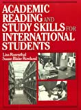 Rosenthal: Academic Reading and Study Skills for International Students