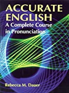 Accurate English: A Complete Course in…