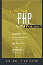 Advanced PHP for Web Professionals by…