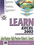 Preston, John: Learn Excel 2002 Comprehensive