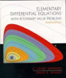 Penney, David E.: Elementary Differential Equations With Boundary Value Problems