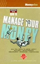 How to Manage Your Money by Isabel Berwick