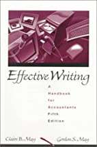 Effective Writing: A Handbook for…
