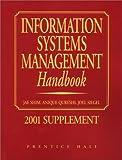 Shim, Jae K.: Information Systems Management Handbook 2001