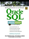 Morrison, Alex: Oracle SQL: Interactive Workbook